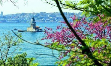 NATURE WAKES UP IN ISTANBUL