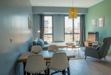 furnished flat ın kadıköy